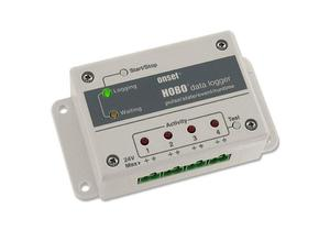 Hobo 4 channel pulse data logger ux120 017a 0