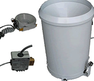 Csm model tb3h lp tipping bucket rain gauge k 4853548ed0