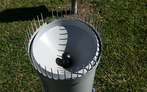 Model tb333 tipping bucket rain gauge
